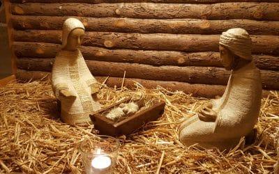 Messzeiten zu Weihnachten