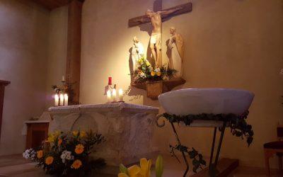 Wie kann ich die Heilige Messe zu Hause mitfeiern?