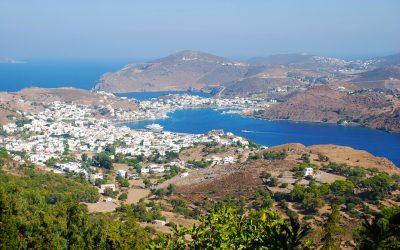 Exerzitien auf Patmos