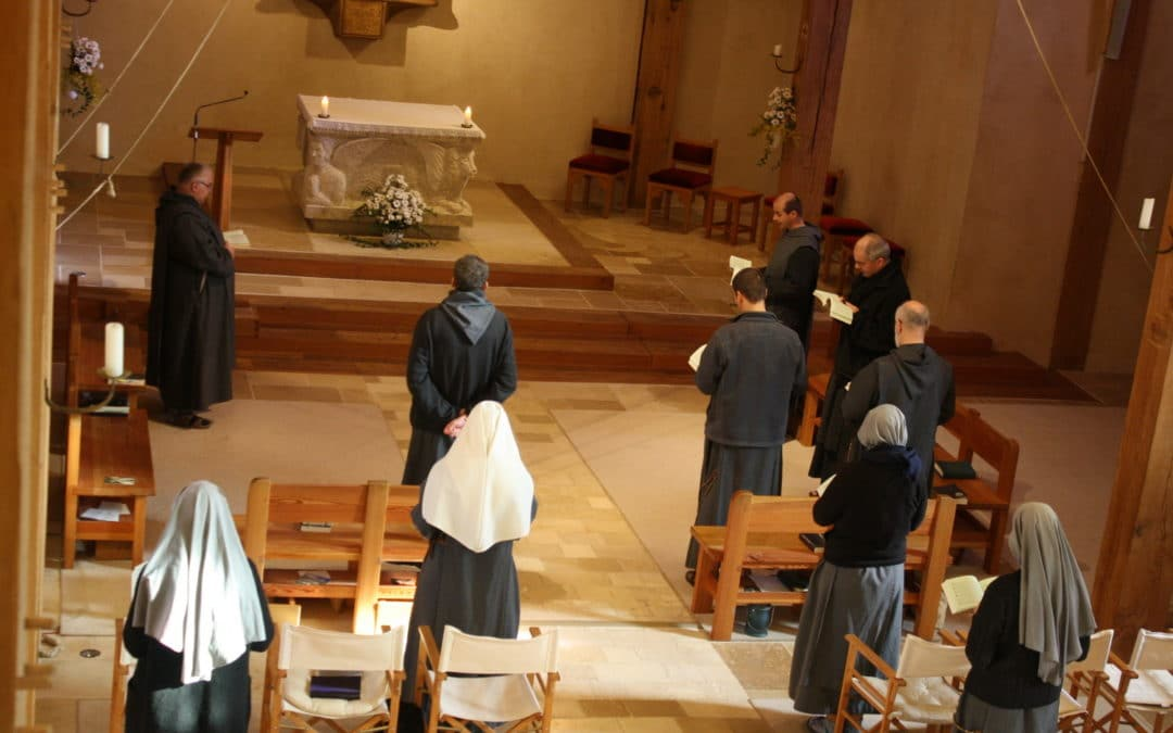 Klosterkirche wieder geöffnet