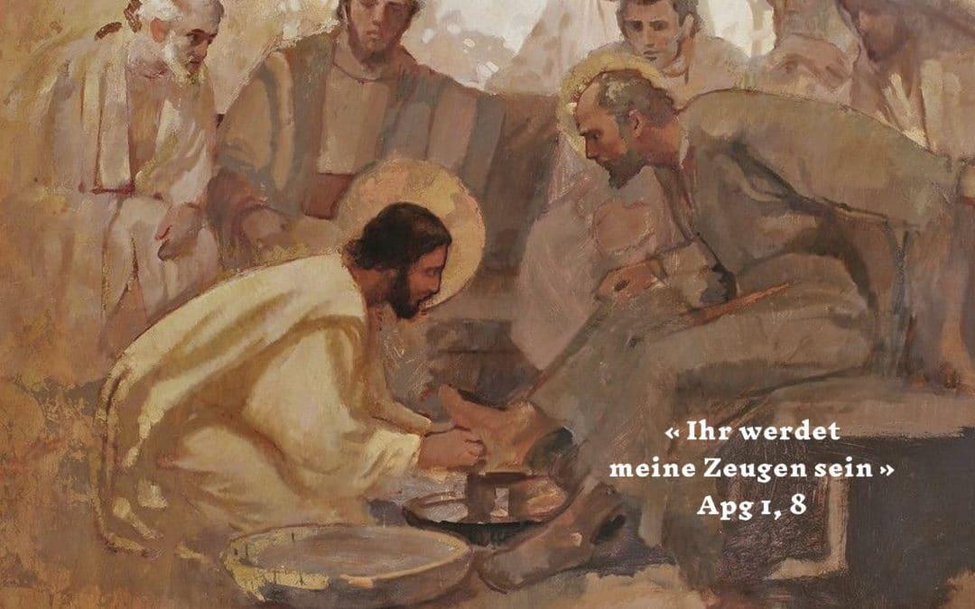 Priesterweihe und Primiz von Br. Benedict Charbel vom Kreuz