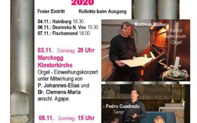 2. Orgelfestival